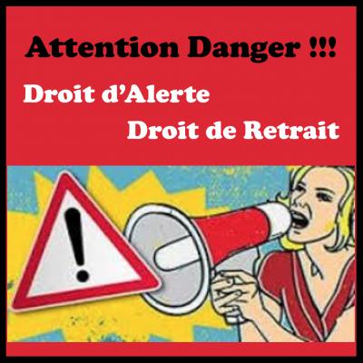 Droit d'Alerte - Droit de Retrait