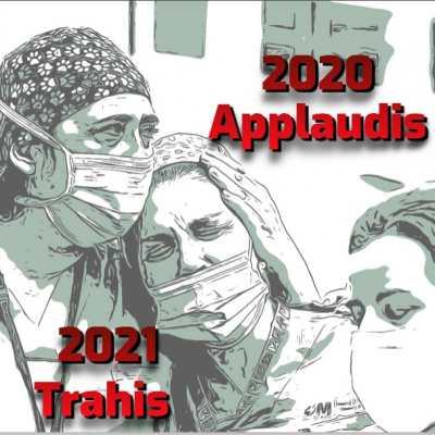 2020 Applaudis - 2021 Trahis