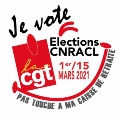 Du 1er au 15 mars 2021 - Elections CNRACL, je vote pour ma caisse de retraite CNRACL