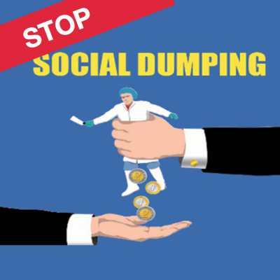 Dumping social à l'hôpital, externalisation des prestations