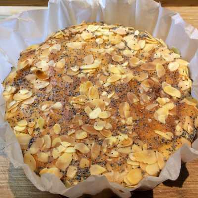 Gâteau au Citron / Amande… à tomber par terre